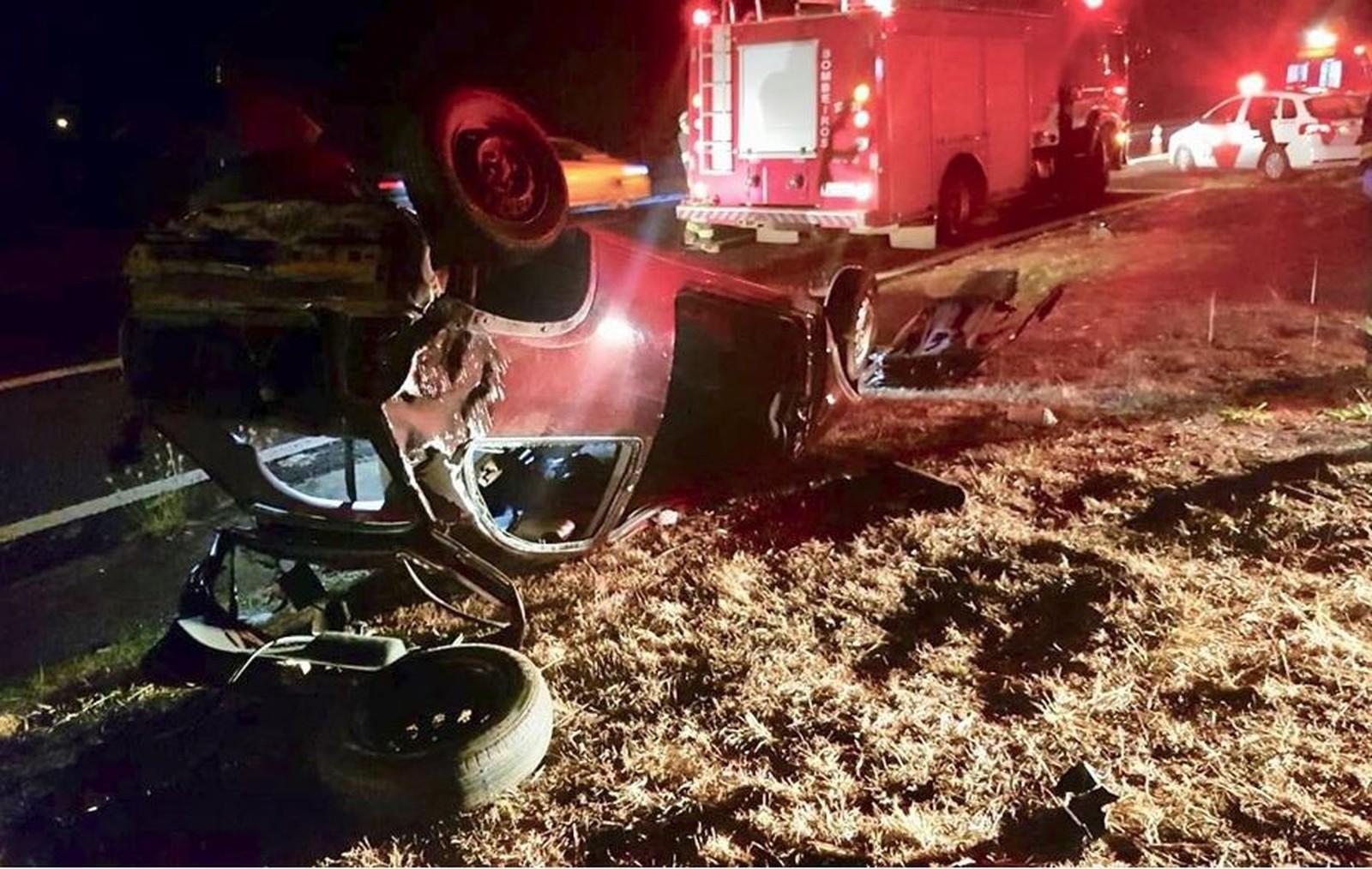 Motorista morre em acidente em Lins — Foto: Arquivo Pessoal/J.Serafim