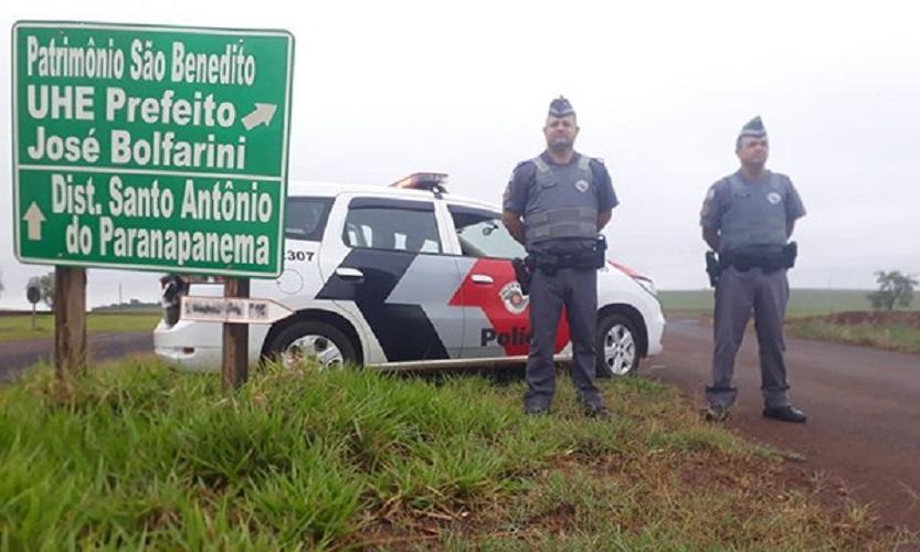 Polícia Militar intensifica patrulhamento na área rural da região