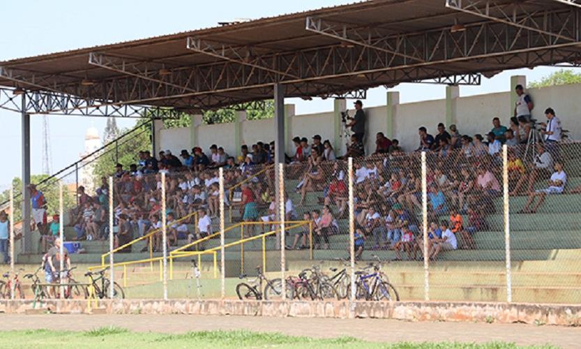Cândido Mota é grande vencedor do 48º Campeonato Estadual de Futebol — Foto: Divulgação