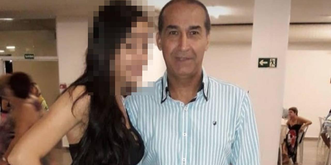 Pai teria matado ex-marido de filha para defendê-la de agressões cometidas por Elton contra ela — Foto: Reprodução/Facebook