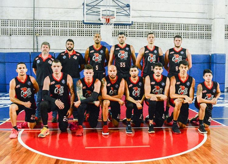 Conti Cola Assis Basket joga em Assis dia 2 de novembro — Foto: Divulgação/Márcio Kanthack