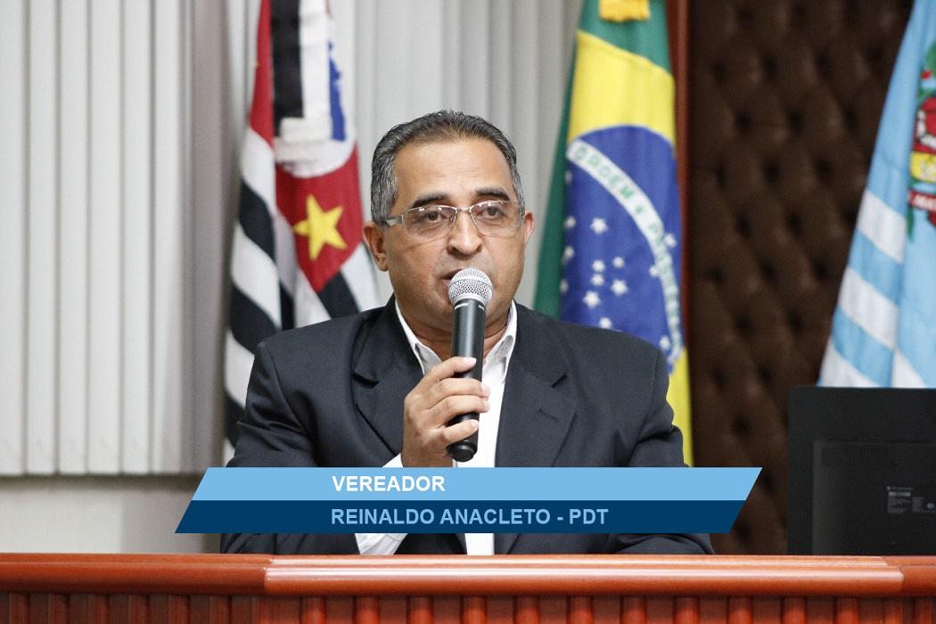 Vereador Reinaldo Anacleto pede atenção à Saúde Mental de Assis