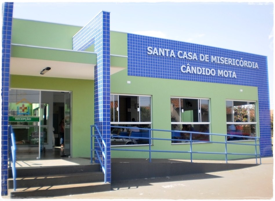 Santa Casa completa 38 anos e diretores agradecem apoio da comunidade de Cândido Mota — Foto: Divulgação/Santa Casa de Cândido Mota