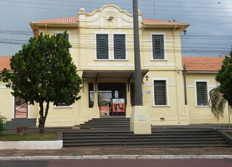 Biometria pode ser feita na Secretaria de Cultura no prédio da Estação Ferroviária — Foto: Divulgação/Prefeitura Municipal de Assis