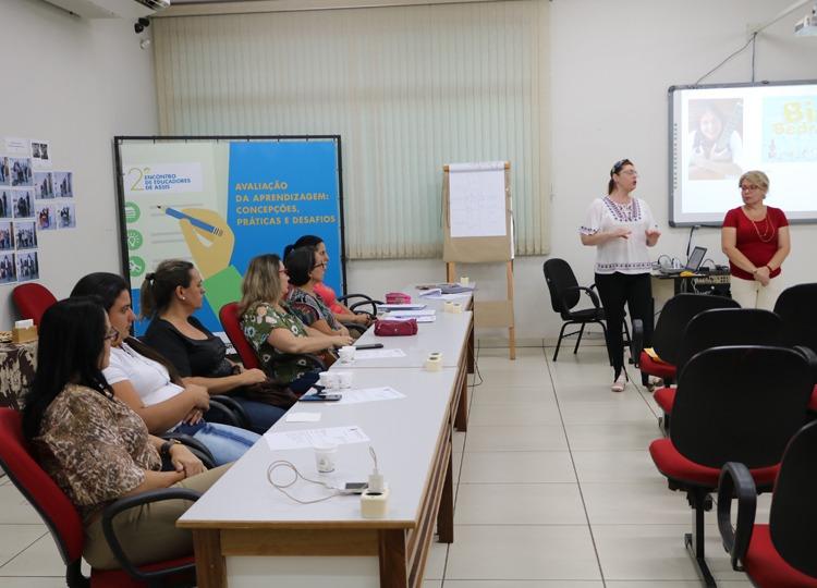 Formação de professores produz bons resultados no reforço escolar — Foto: Divulgação/Prefeitura Municipal de Assis