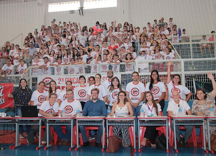 Escola Carlos Alberto vence 2º Gincana Assis Contra o Aedes aegypti
