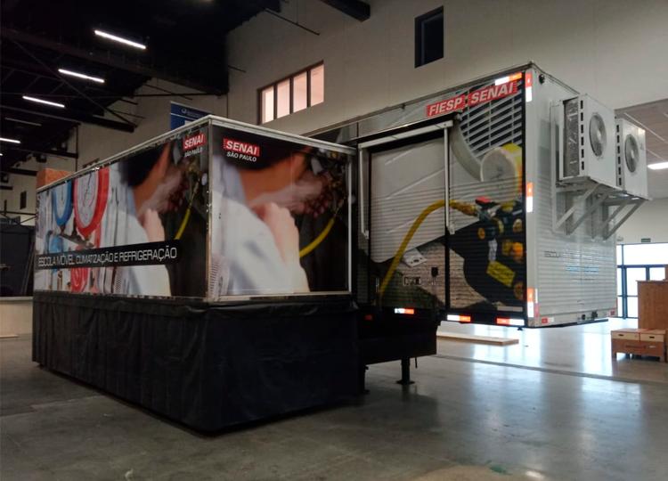 Fundo Social oferece curso gratuito de instalação de ar condicionado tipo Split — Foto: Divulgação/Prefeitura Municipal de Assis