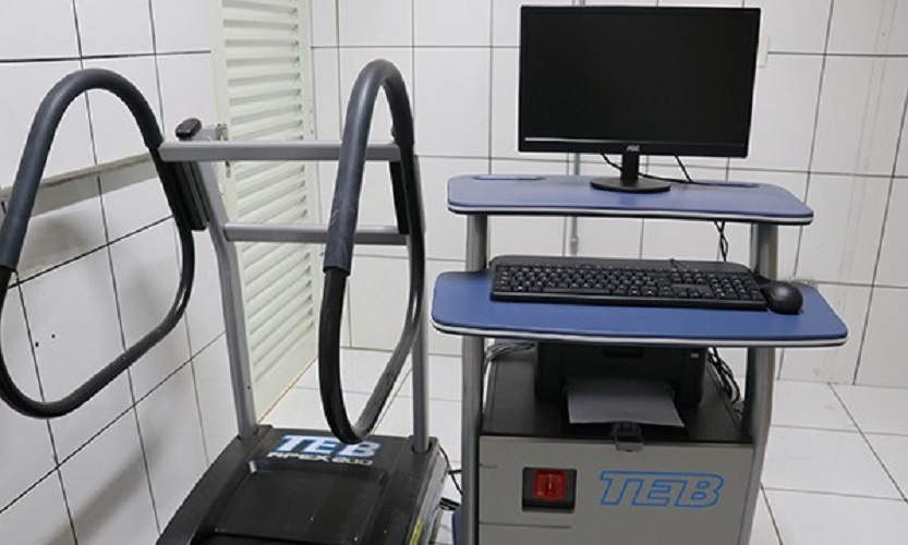 Cândido Mota instala 'Centro Cardiológico de Diagnóstico' — Foto: Divulgação/Prefeitura de Cândido Mota
