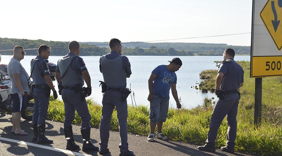 Corpo de jovem desaparecido é encontrado em Paraguaçu Paulista — Foto: Reprodução