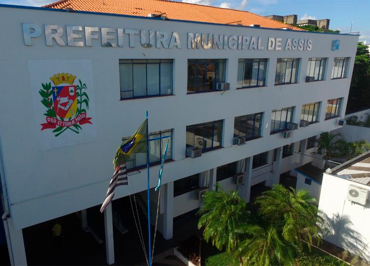 Prefeitura terá serviços essenciais durante recesso — Foto: Divulgação/Prefeitura Municipal de Assis