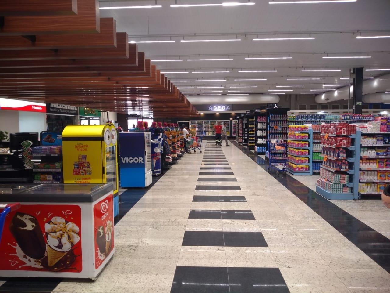 """Rede Avenida reinaugura loja """"Avenida Max"""" em Assis — Foto: AN"""