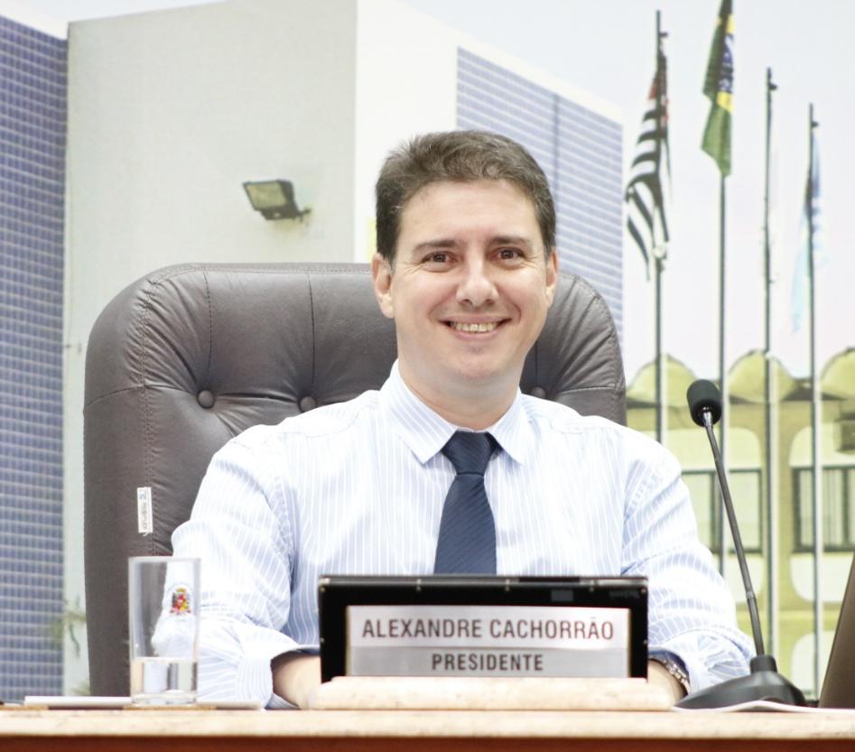 Projeto do Alexandre Cachorrão declara de utilidade pública a Associação Assisense de Autismo — Foto: Divulgação/Câmara Municipal de Assis