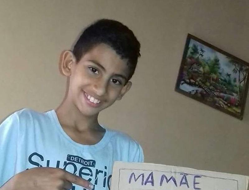 Menino de 12 anos está desaparecido em Paraguaçu Paulista