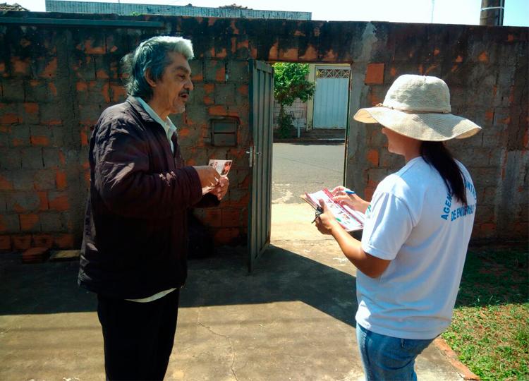 Vigilância epidemiologia faz alerta para dengue durante período chuvoso — Foto: Divulgação/Prefeitura Municipal de Assis