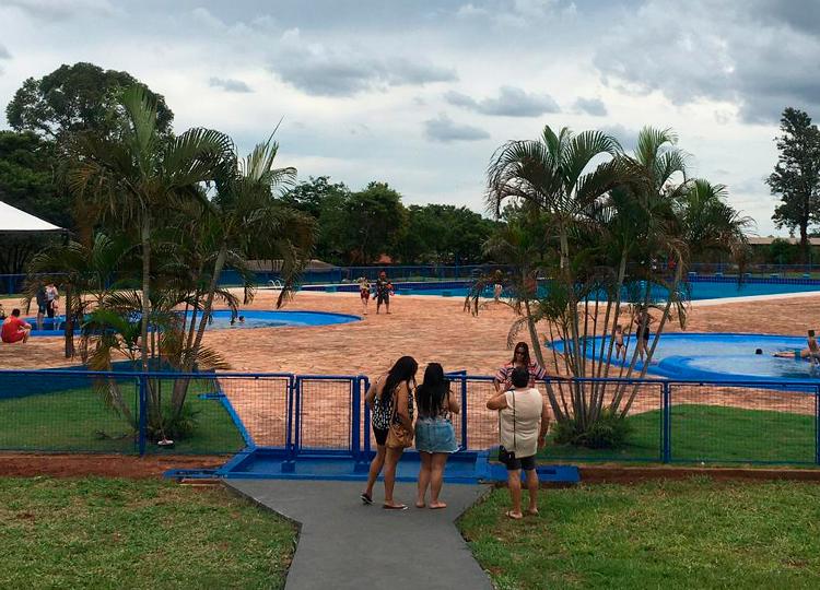 Ecoparque de Assis abre ao público neste final de semana — Foto: Divulgação/Prefeitura Municipal de Assis