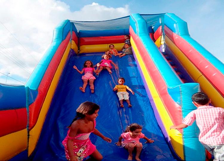 Prefeitura realiza ação social para crianças nessa sexta, 24 — Foto: Divulgação/Prefeitura Municipal de Assis