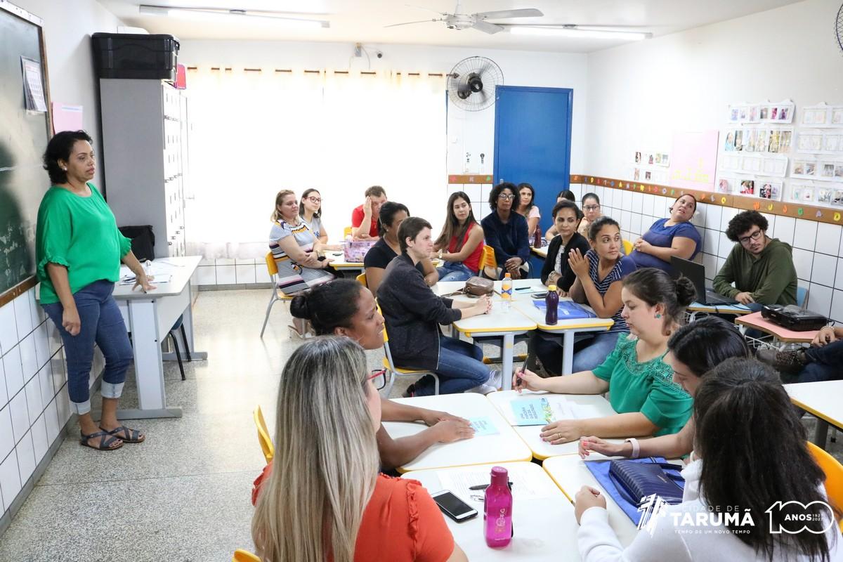 24º Encontro de Educação é realizado em Tarumã