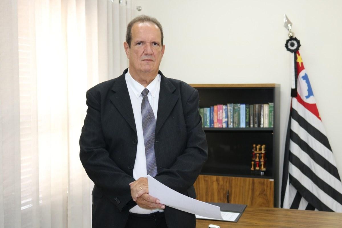 Ernesto Nóbile será empossado como vereador nesta segunda-feira