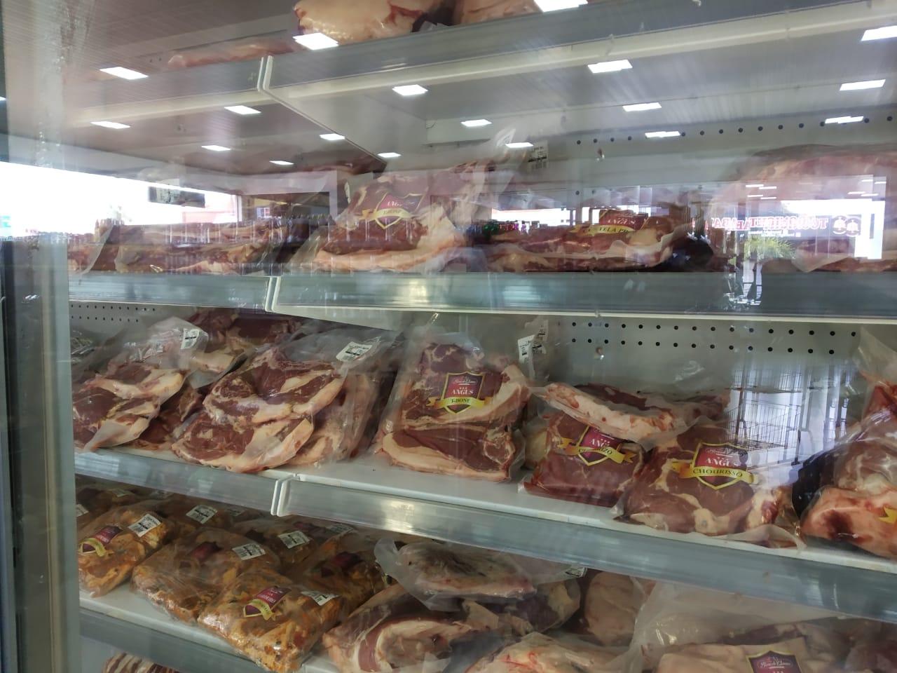 Açougue Bom de Carnes é inaugurado nesta sexta-feira em Assis — Foto: Marcos Diniz/Cedida ao Assis Noticas
