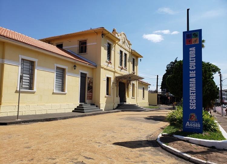 Cultura tem 137 artistas inscritos para apresentações online — Foto: Prefeitura de Assis / Divulgação