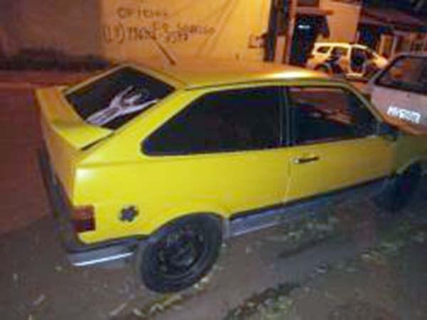 Polícia Militar de Cândido Mota localiza veículos furtados — Foto: Polícia Militar/Divulgação