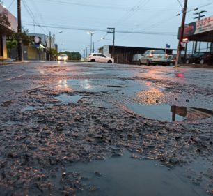 Centro-oeste paulista registra chuva e frio nesta sexta-feira — Foto: Assis Notícias