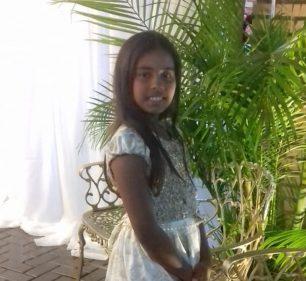 Menina morre após ser picada por escorpião em Lins — Foto: Beno/Nova TV