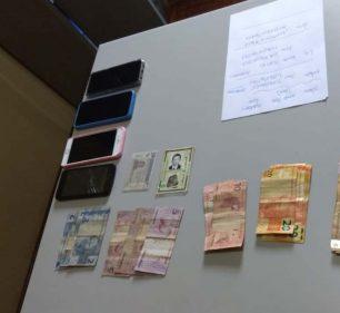Polícia Civil de Pedrinhas Paulista prende dois e cumpre mandados de busca em operação — Foto: Polícia Civil/Divulgação