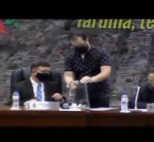 Câmara de Tarumã abre CEI para apurar denuncia de pedofilia contra vereador — Foto: Reprodução