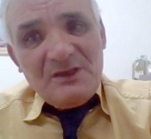 Nilson Pavão fugiu do Lar dos Velhos