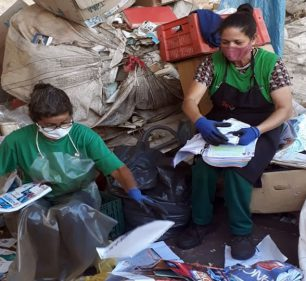 Coleta Seletiva esta suspensa até domingo, dia 04 — Foto: Divulgação | Coocassis