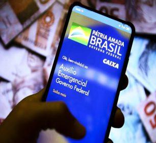 Auxilio emergencial 2021 começa a ser pago em abril e terá novas regras — Foto: Marcelo Camargo/Agência Brasil