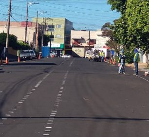 Prefeitura inicia revitalização da Avenida Independência — Foto: Divulgação | Prefeitura Municipal