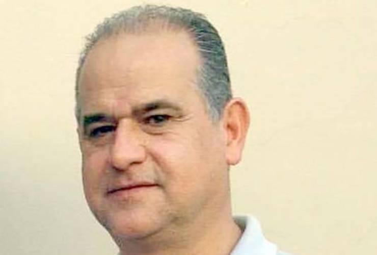 Comerciante Adalberto Torreti é mais uma vítima da Covid em Cândido Mota — Foto: Arquivo Pessoal