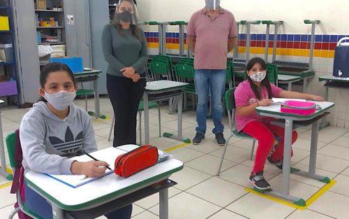 Justiça nega recurso e Prefeitura deve continuar com as aulas presenciais na Rede Municipal de Ensino — Foto: Divulgação | Prefeitura Municipal