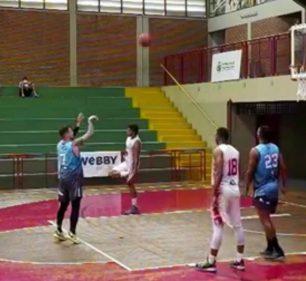 Basquete de Assis venceu o jogo em Pindamonhangaba — Foto: Divulgação